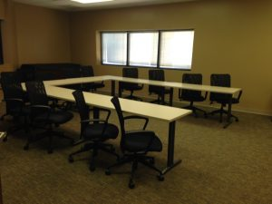 What does the color of your office space say about you? Centerco Office Suites 2