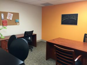 st. louis shared office space