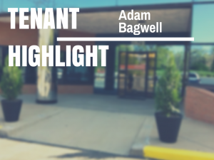Protecting Ideas & Intellectual Property: Centerco tenant Adam Bagwell Centerco Office Suites 2