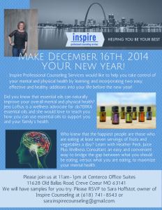 Inspire Counseling Dec 16 Flyer