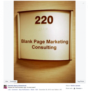 Blank Page Marketing finds space to grow at Centerco Office Suites Centerco Office Suites 1