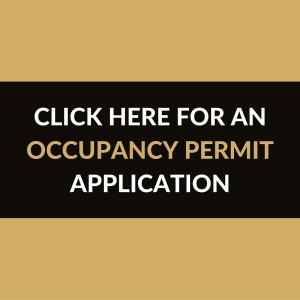 occupancy permit for centerco office suites