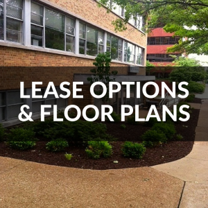 Clayton MO Commercial Real Estate Lease options & floor plans