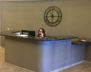 virtual offices can include receptionist services
